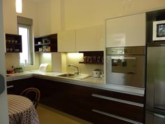 Kuhinja od univera u sjaju Drinks Before Bed, Kitchen Cabinets, Home Decor, Decoration Home, Room Decor, Cabinets, Home Interior Design, Dressers, Home Decoration