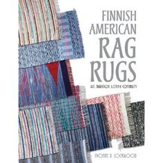 Book from MSU collection: Finnish American Rag Rugs: Art, Tradition & Ethnic Continuity