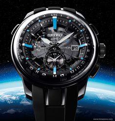 "TimeZone : Public Forum » NEW: Introducing the New Seiko Astron GPS ""Stratosphere"" Design"