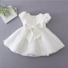 Del cordón del bebé vestidos de bautizo 1 year vestido de cumpleaños vestido de boda de verano elbise bapteme bautizo robe de mariage 3 unids conjuntos en Vestidos de Bebés en AliExpress.com | Alibaba Group