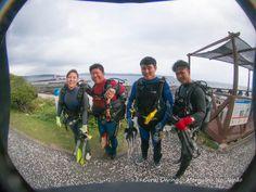 mergulho no japao gratis do Ricardo Kiyoshi Soda