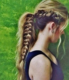 Cute, School Hairstyle for Girls