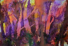 Brusho watercolor