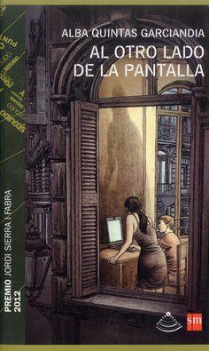Alba Quintas ha sido galardonada con el Premio Jordi Sierra y Fabra 2012 de literatura para menores de 18 años con este relato coral que aborda el tema del ciberacoso a través de las voces de acosador y acosado, amigos, profesores y padres...