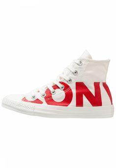 17e10e7adcb93 CHUCK TAYLOR ALL STAR LOGO - Sneakersy wysokie - enamel red/yellow @  Zalando.pl 🛒. Converse.