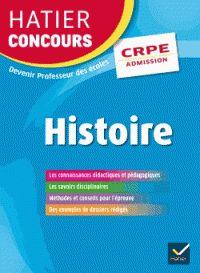 Hatier concours CRPE - Epreuve orale d'admission. Didier Cariou et Marielle Chevallier. https://buweb.univ-orleans.fr/ipac20/ipac.jsp?session=14B3085U016T8.1125&menu=search&aspect=subtab66&npp=10&ipp=25&spp=20&profile=scd&ri=7&source=%7E%21la_source&index=.IN&term=+978-2-218-98349-8+&x=21&y=25&aspect=subtab66