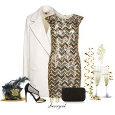 """""""New Years Eve Contest"""" by sherryvl on Polyvore"""