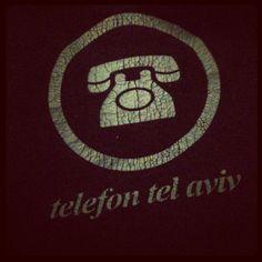 Telefon Tel Aviv by Donovan Fannon - http://instagram.com/p/fRwG6KGMiC/