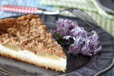 Hruskovy-kolac-tvaroh-drobenka_06 Tiramisu, Food And Drink, Sweets, Snacks, Dishes, Baking, Ethnic Recipes, Cakes, Shape
