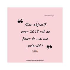 Faire de soi sa #priorité pour être la plus #épanouie et être ainsi une #meilleure #femme, une meilleure #mère, une meilleure #amie, une meilleure #fille, une meilleure #collègue, une meilleure #personne .... Il n'y a rien d'égoïste à faire de soi sa priorité c'est pour mieux le rendre à son entourage . #bestversionofyou #priorité #selflove #developpementpersonnel #mentalhealth #mindset #citation #blog #femmes_heureuses Positive Mind, Positive Thoughts, Citation Pinterest, French Quotes, Amai, Entourage, Sentences, Self Love, Quotations