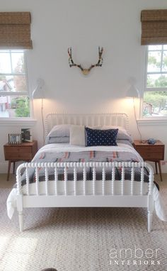 big boy room by Amber Interiors