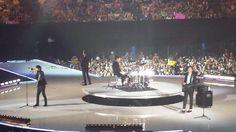 CNBLUE en el escenario de KCON 2014 «