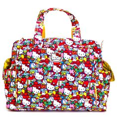 This is a future purchase...Hello Kitty Diaper Bag Shop Ju-Ju-Be - Ju-Ju-Be for Hello Kitty Be Prepared, $188.00 (http://shop.ju-ju-be.com/ju-ju-be-for-hello-kitty-be-prepared/)