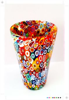 """Millefiori glass"""