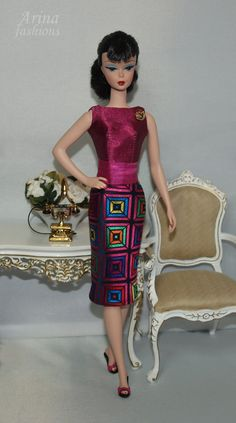 Outfit for Silkstone Barbie Fashion Royalty