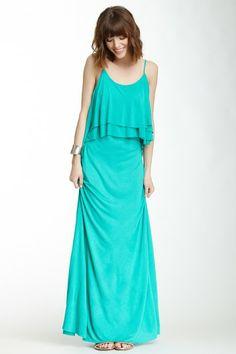 Ruffle Maxi Dress by FreeLoader on @HauteLook