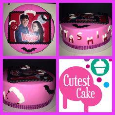 Pasteles de Chica Vampiro, gran tendencia en Países Bajos y Bélgica. / Cakes from Vampire Girl, a great trend in The Netherlands and Belgium.
