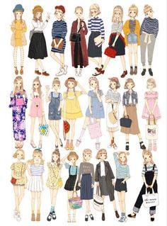 Source by idea creative Clothes Draw, Drawing Anime Clothes, Fashion Design Drawings, Fashion Sketches, Female Character Design, Character Art, Kleidung Design, Mode Kpop, Clothing Sketches