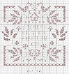Gallery.ru / Free pattern by plum Street Sampler - В основном птицы/freebies - Jozephina