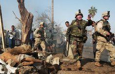 Graphic Pictures War Iraq   Captured: The Iraq War