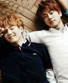 Suga & Jin ♥ BTS