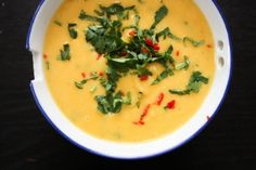 Pastinaken- Suesskartoffel- Suppe | Vegan Guerilla