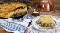 Turkey Skillet Shepherd's Pie Recipe | Kitchen Vignettes | PBS Food