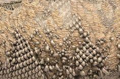 Tzuri Gueta – Jewelry Textile Artist silicone-bijou-sac-couture-detail