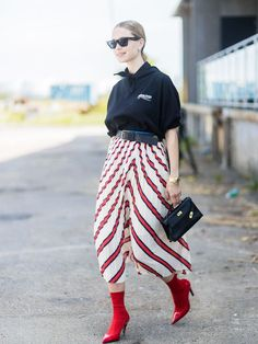 24 Excellent Outfit Ideas to Copy From Copenhagen's Coolest Street Stylers via @WhoWhatWearUK