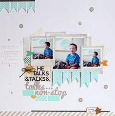 Talks  by Kelly Noel at Studio Calico (35mm kit)