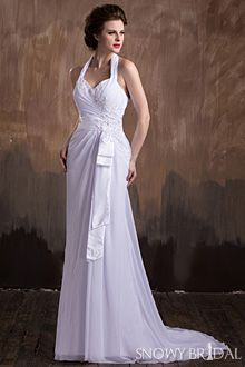 Wedding Dresses for Older Brides - W2363