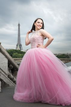 2749dcabd 22 mejores imágenes de Vestidos de quinceañera para chicas talla ...