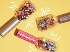 Turn mini water bottles and toilet paper rolls into awesome maracas. Then get ready to shake it off! Music Activities For Kids, Songs For Toddlers, Craft Activities, Preschool Music, Projects For Kids, Diy For Kids, Crafts For Kids, Arts And Crafts, Diy Crafts