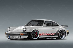 1989 Porsche 911 Carrera by VTMG-Engineering