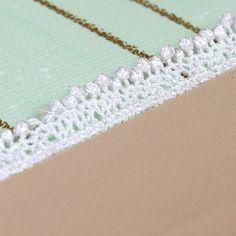 Цветочный Живопись - текстурированный холст, акрил - MEDIUM 16x20 - Mint Green, Tan, Pink Декор Детская