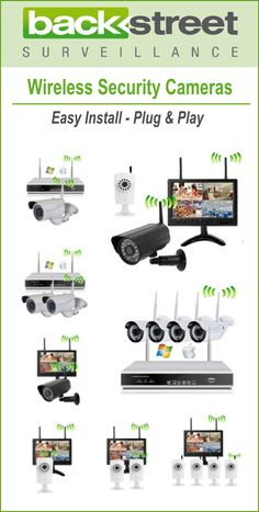1000 Images About Wireless Security Cameras On Pinterest