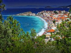 Mediterranean paradise: Samos Island | Greece (by Nicos Anastassiou)