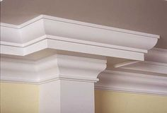 colonial molding ideas | Click to see: WindsorOne Classical Colonial