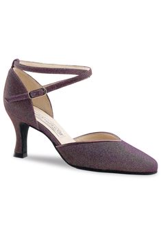aa2e4fdb1450 Werner Kern Bella Social Dance Shoes