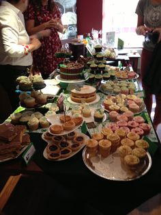 Macmillan Coffee Morning at The Vine, Ashby De-La Zouch, UK Morning Food, Morning Coffee, Macmillan Coffee Morning, Irish Coffee, Bake Sale, Carrot Cake, Deli, Afternoon Tea, Great Recipes