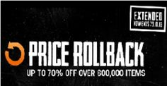 Up to 70% off Rollback SALE @ Torpedo7!