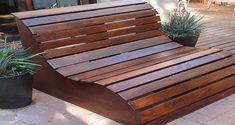 Fabriquez un banc de jardin en bois en suivant pas à pas les étapes de fabrication et de finition pour un banc qui fera à coup sur la déco du jardin
