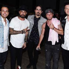 Umm, The Backstreet Boys Are Still Really Hot