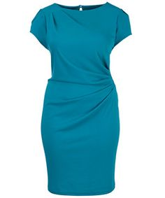 I would so feel like Joan Holloway in this dress!