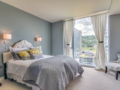 Adi's Glamorous Apartment in the Sky House Tour | Apartment Therapy