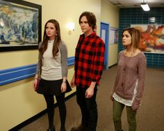 "Remy's increasingly terrifying dreams send her to a sleep clinic in ""I'll Sleep When I'm Dead,"" an all-new episode of ABC Family's original series ""Ravenswood,"" airing Tuesday, January 21st (9:00 - 10:00 PM ET/PT)."