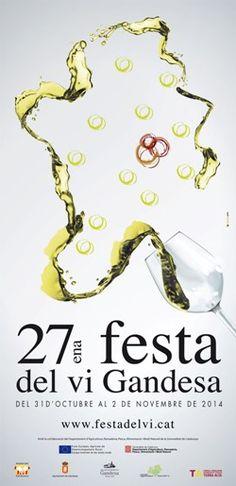 XXVII Festa del Vi de Gandesa (octubre - novembre 2014)