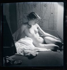 Lee Miller, photo Man Ray