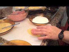 Patatas Rellenas Cordobesas - YouTube