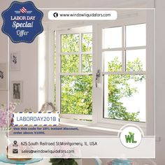 order vinyl replacement windows online and get free shipping vinyl replacement windows pinterest - Replacement Windows Online